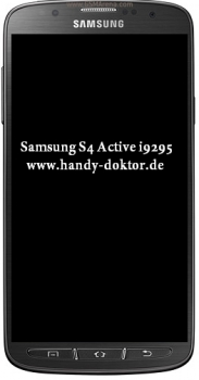 Samsung S4 Active i9295 Display Reparatur Service