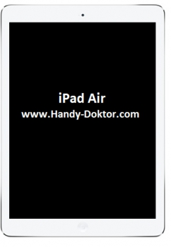 Apple iPad Air Display Glas (Touchscreen) Reparatur Service