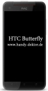 HTC Butterfly x920e Display Reparatur Service
