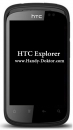HTC Explorer (Pico) A310 E Display glas (Touchscreen) Reparatur Service