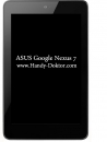 ASUS Google Nexus 7 Display Reparatur Service