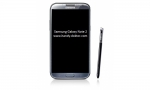 Samsung Galaxy Note 2 N7100 Display Reparatur