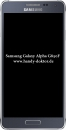 Samsung Galaxy Alpha G850F Display Reparatur Service