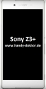 Sony Z3+ (Z4) Display / Touchscreen Reparatur Service